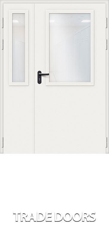 Дверь ДМУО-1,5.2 ясень белый