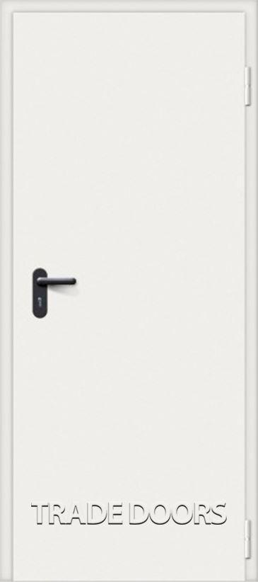 Дверь ДМУ-1 белый